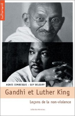 "Afficher ""Gandhi et Martin Luther King"""
