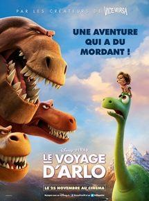 """Afficher """"Le Voyage d'Arlo DVD"""""""
