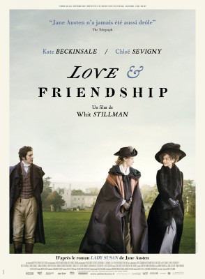 vignette de 'Love and friendship (Whit Stillman)'