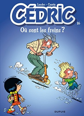 "Afficher ""Cédric n° 16 Cédric."""
