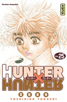 "Afficher ""Hunter x Hunter n° 25"""