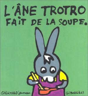 """Afficher """"Trotro (album) L'Âne Trotro fait de la soupe"""""""