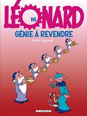 """Afficher """"Léonard n° 16 Génie à revendre"""""""