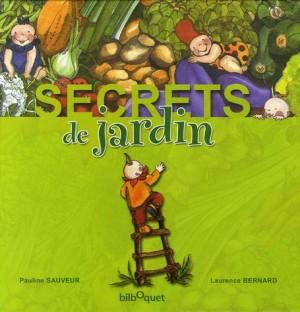 "Afficher ""Secrets de jardin"""