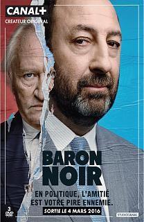 """Afficher """"Baron noir n° 1 Baron noir (épisodes 1 à 3)"""""""