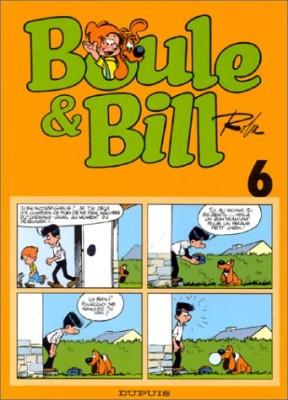 """Afficher """"Boule & Bill n° 6"""""""