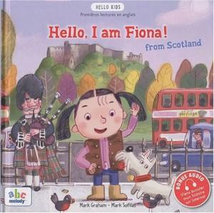 "Afficher ""Hello, I am Fiona !"""