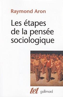 """Afficher """"Les étapes de la pensée sociologique"""""""