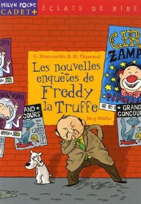 """Afficher """"Les nouvelles enquêtes de Freddy la Truffe"""""""