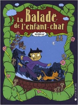"""Afficher """"La Balade de l'enfant-chat"""""""