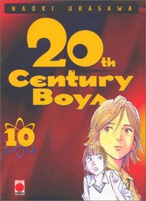 """Afficher """"20th century boys n° 10"""""""