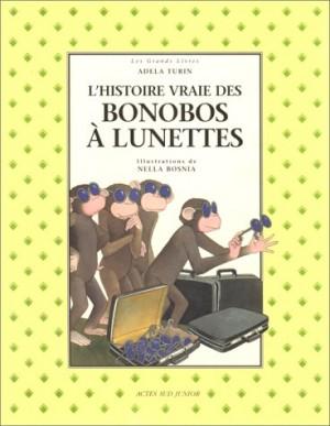 """Afficher """"L'Histoire vraie des Bonobos à lunettes"""""""