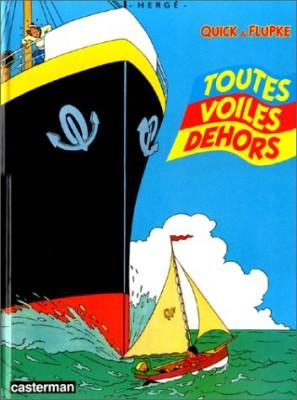 """Afficher """"Quick et Flupke n° 4 Toutes voiles dehors"""""""