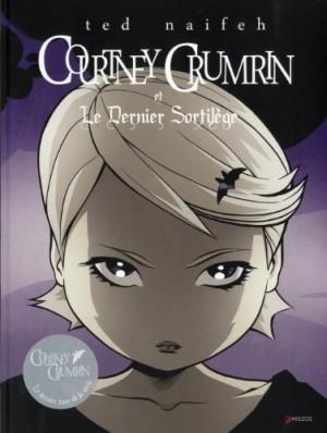 "Afficher ""Courtney Crumrin n° 6 Courtney Crumrin et le Dernier Sortilège"""