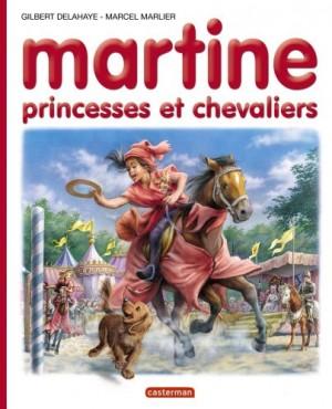 "Afficher ""Martine n° 54 Princesses et chevaliers"""