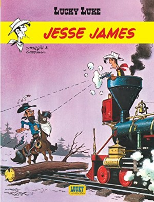 "Afficher ""Lucky Luke n° 4 Jesse James"""