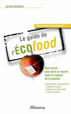 Le guide de l'écofood
