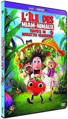 """Afficher """"Tempête de boulettes géantes n° 02 Tempête de boulettes géantes 2 - L'île des Miam-nimaux"""""""