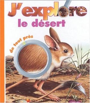 """Afficher """"J'explore le désert"""""""