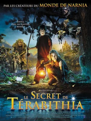 "Afficher ""Le Secret de Térabithia"""