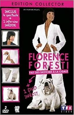 """Afficher """"Florence Foresti fait des sketches à la Cigale"""""""