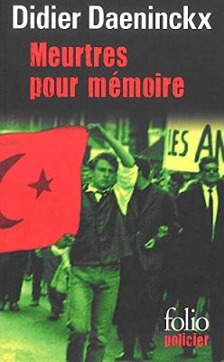 """Afficher """"Meurtres pour mémoire"""""""