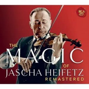 "Afficher ""The magic of Jascha Heifetz"""