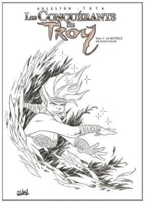 """Afficher """"Troy (les mondes de) n° 3 La bataille de Port-Fleuri"""""""