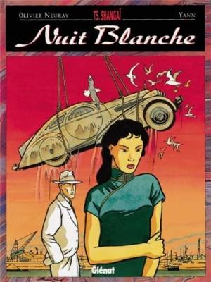 "Afficher ""Nuit Blanche n° 5 Shangaï"""