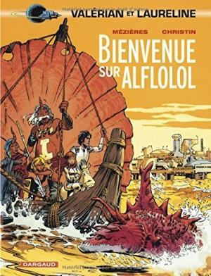 "Afficher ""Valérian agent spatio-temporel n° 4 Bienvenue sur Alflolol"""