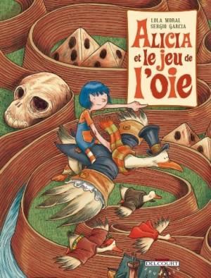 """Afficher """"Alicia et le jeu de l'oie"""""""