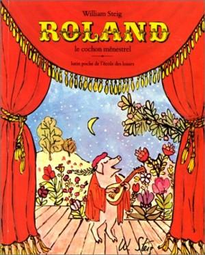 """Afficher """"Roland, le cochon ménestrel"""""""