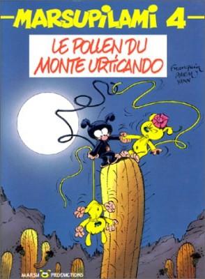 """Afficher """"Marsupilami n° 4 Le Pollen du Monte Urticando"""""""