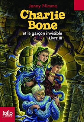 "Afficher ""Charlie Bone n° 3 Charlie Bone et le garçon invisible"""