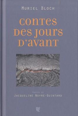 vignette de 'Contes des jours d'avant (Muriel Bloch)'