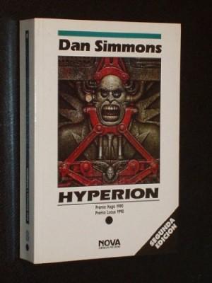 """Afficher """"Les Chants d'Hypérion n° 1 Hyperion"""""""