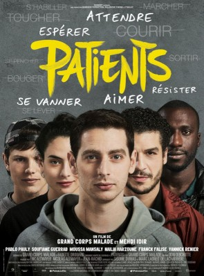 vignette de 'Patients (Mehdi Idir)'