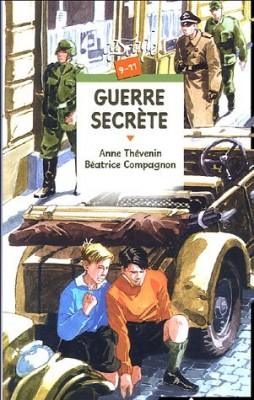 "Afficher ""Guerre secrète"""