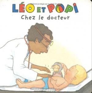 """Afficher """"Léo et Popi n° 7 Chez le docteur"""""""