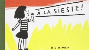 vignette de 'A la sieste ! (Iris de Mouy)'