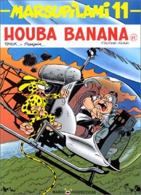 "Afficher ""Marsupilami n° 11 Houba Banana"""