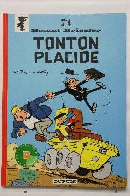 """Afficher """"Benoit Brisefer n° 4 Tonton Placide"""""""