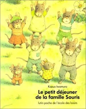 """Afficher """"Le petit déjeuner de la famille Souris"""""""