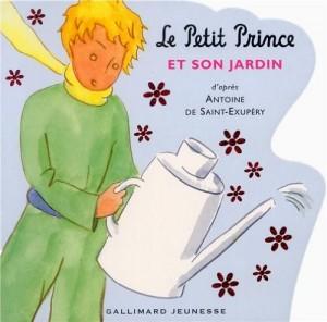 """Afficher """"Le Petit Prince et son jardin"""""""