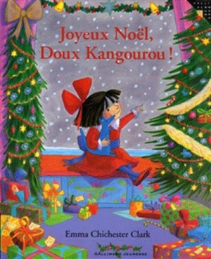"""Afficher """"Joyeux Noël, doux kangourou !"""""""