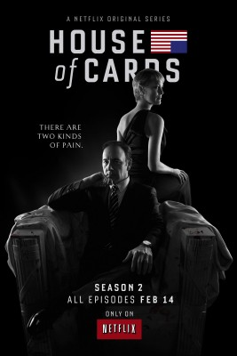 "Afficher ""House of Cards - Saison 2"""