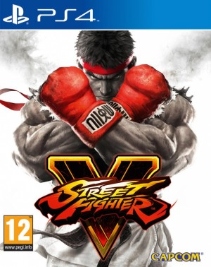 """Afficher """"Street Fighter n° 5 Street Fighter V"""""""