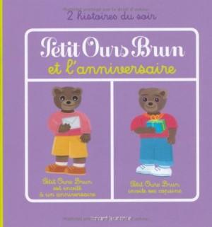 """Afficher """"Petit Ours Brun et l'anniversaire"""""""