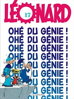 """Afficher """"Léonard n° Tome 17 Ohé du génie !"""""""