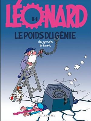 """Afficher """"Léonard n° Tome 14 Le poids du génie"""""""